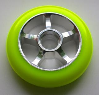 Колесо 100 мм с полиуретановой шиной 82А