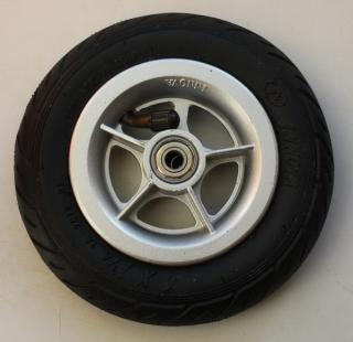 Колесо 150х30 мм с надувной шиной для внедорожных лыжероллеров