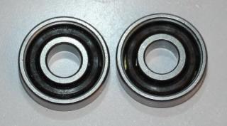 Подшипник  608 RS керамический комбинированный