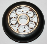 Колесо 100 мм с резиновой шиной 65А