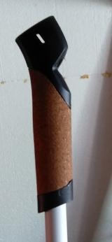 Рукоятка лыжной палки с темляком