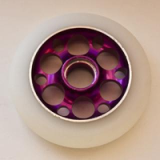 Колесо 100 мм с полиуретановой шиной 84А