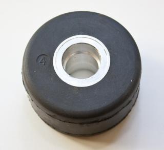 Колесо 75х40 мм с полиуретановой шиной 60-86А
